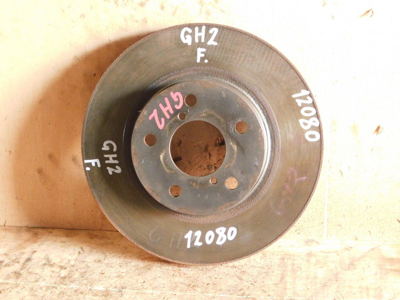 Тормозной диск Subaru Impreza GH2 передний (б/у)