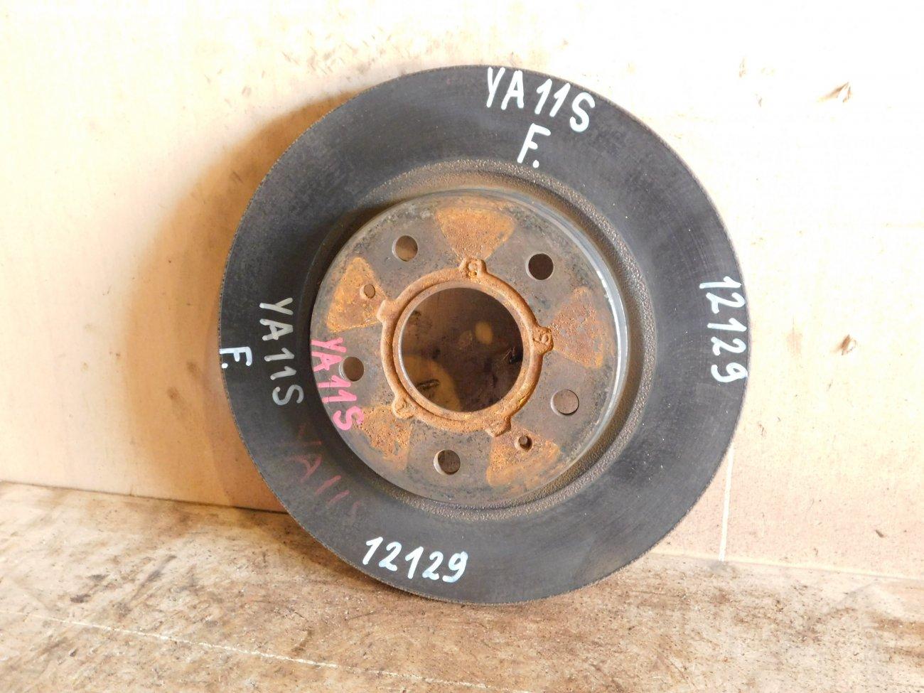 Тормозной диск Suzuki Sx4 YA11S M15A передний (б/у)