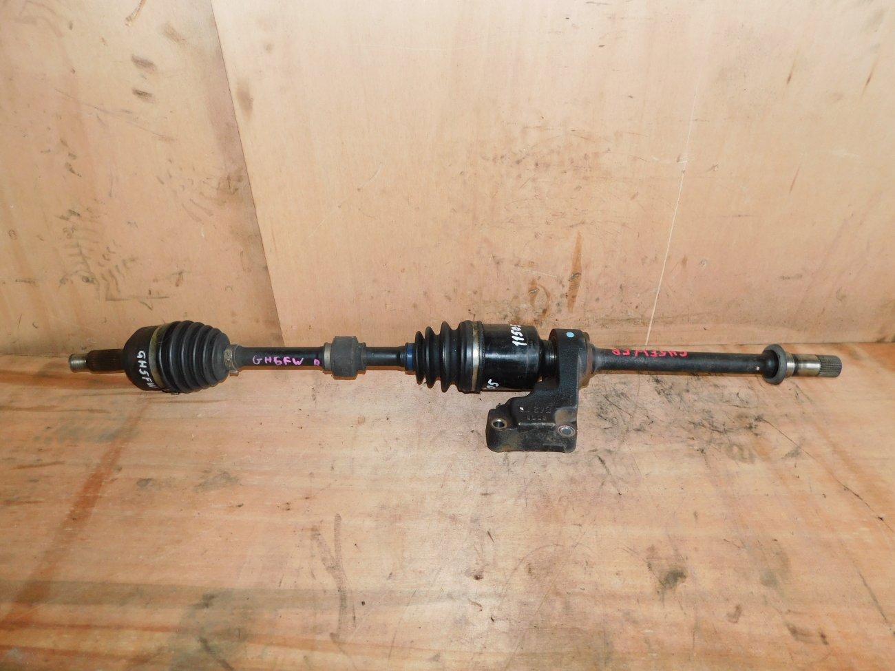 Привод Mazda Atenza GH5FW L5VE передний правый (б/у)