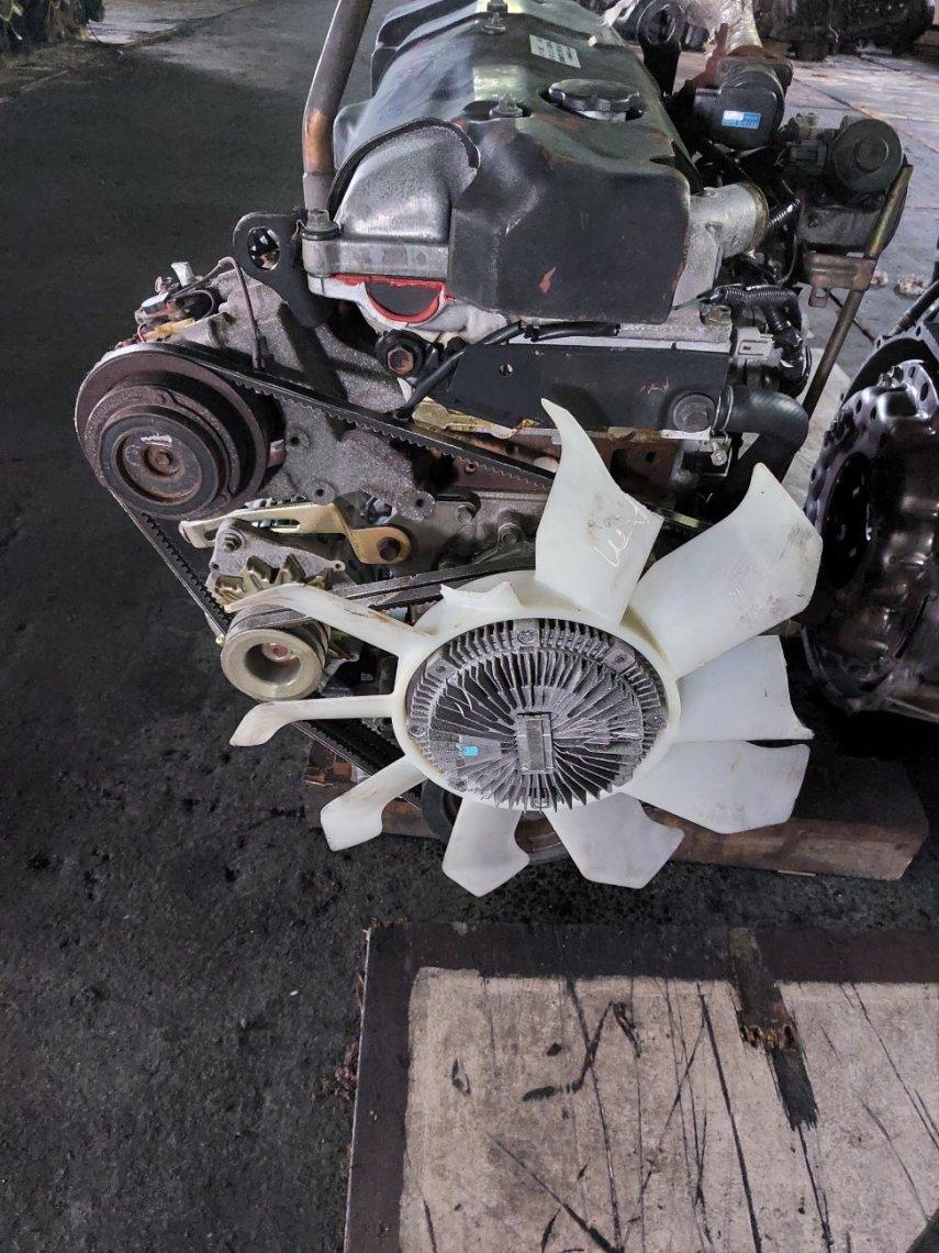 Двигатель Isuzu Elf APR72 4HJ1 (б/у)