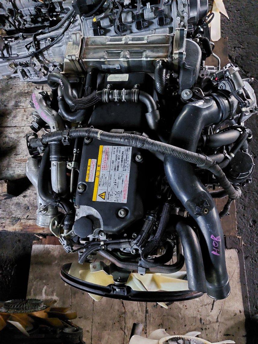 Двигатель Isuzu Forward FRR90 4HK1T (б/у)