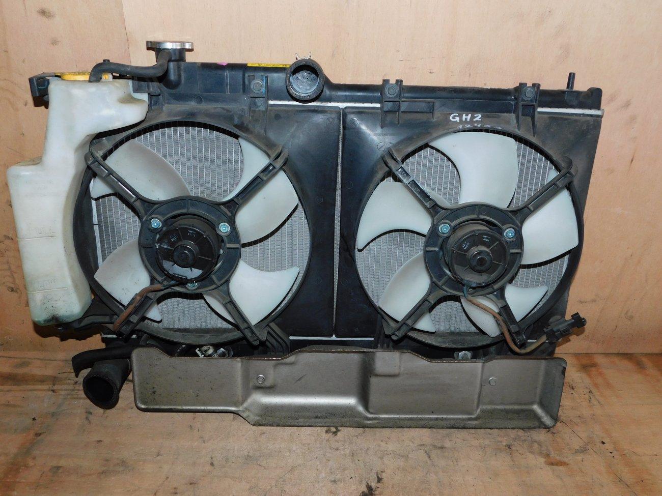 Радиатор основной Subaru Impreza GH2 EL15 (б/у)
