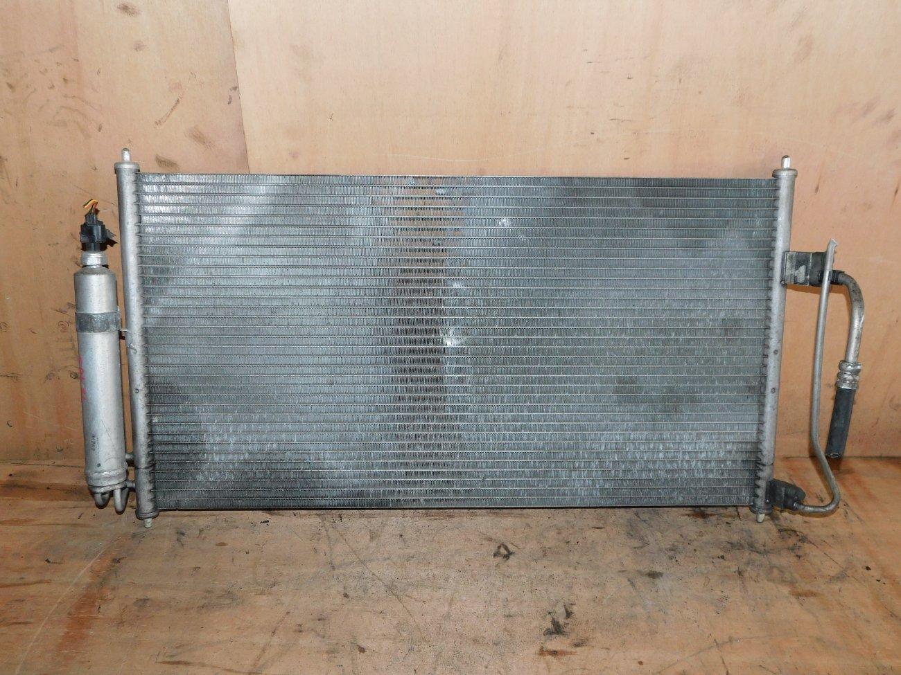 Радиатор кондиционера Nissan Sunny FB15 QG15DE (б/у)
