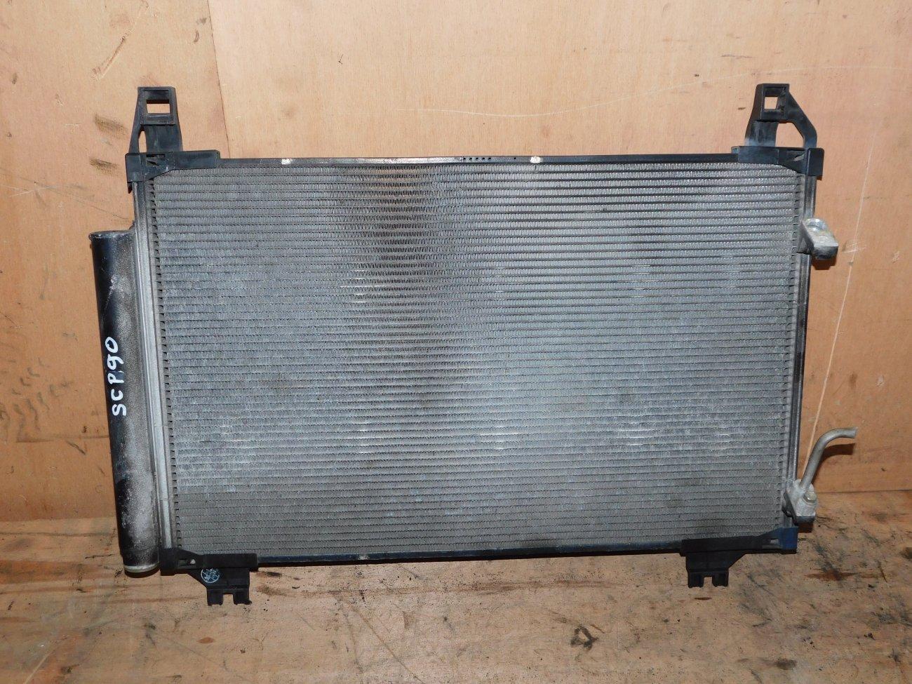 Радиатор кондиционера Toyota Vitz KSP90 2SZ-FE (б/у)