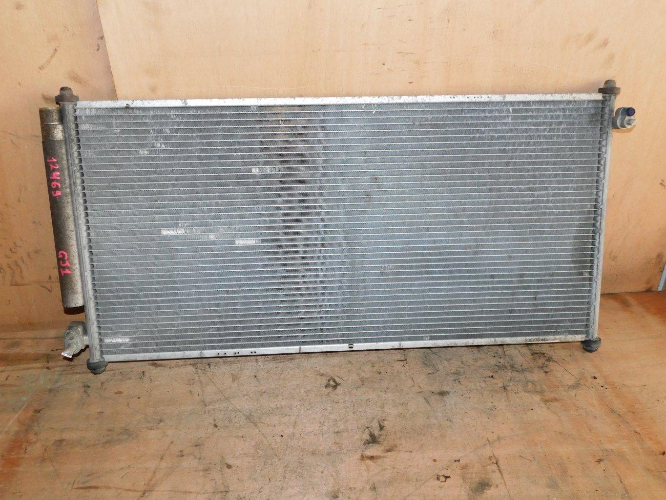 Радиатор кондиционера Honda Airwave GJ1 L15A (б/у)