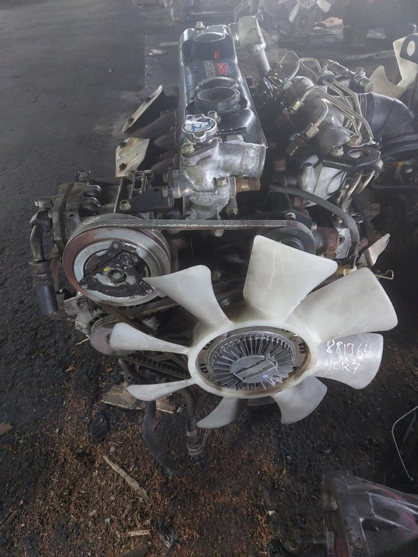 Двигатель Mitsubishi Canter FB308 4DR7 (б/у)