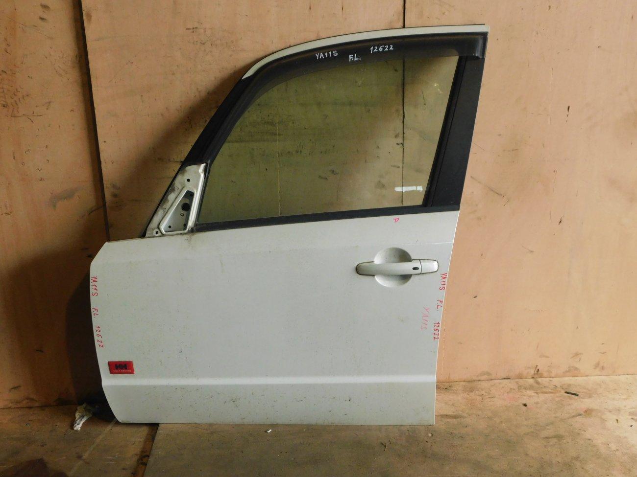 Дверь Suzuki Sx4 YA11S M15A передняя левая (б/у)