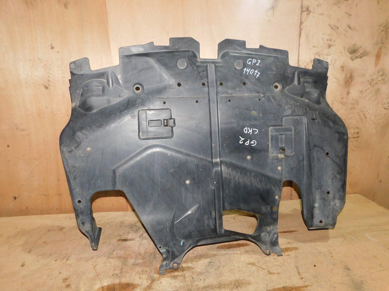 Защита двигателя Subaru Impreza GP2 FB16 (б/у)