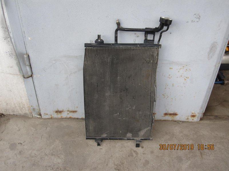 Радиатор кондиционера Audi Allroad C5 BEL 2003 (б/у)