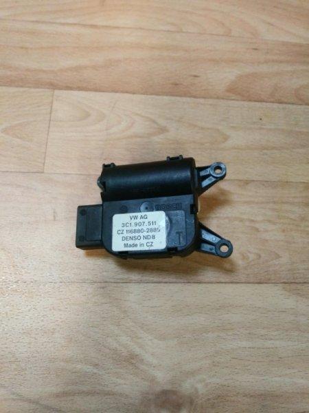 Электромотор заслонки отопителя Volkswagen Passat 3C2 BWA 2008 (б/у)