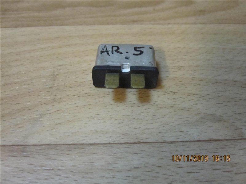 Предохранитель флажковый Audi Allroad C5 BEL 2003 (б/у)