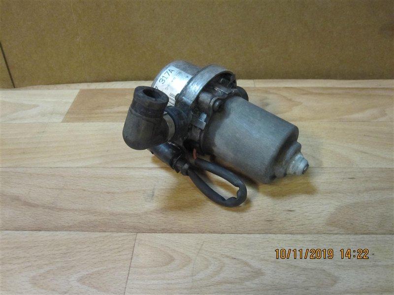 Электро вакуумный насос тормозной системы Volkswagen Touareg 7L6 AXQ 2004 (б/у)