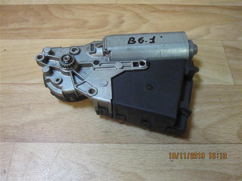 Мотор привода люка Volkswagen Passat 3C2 BWA 2008 (б/у)