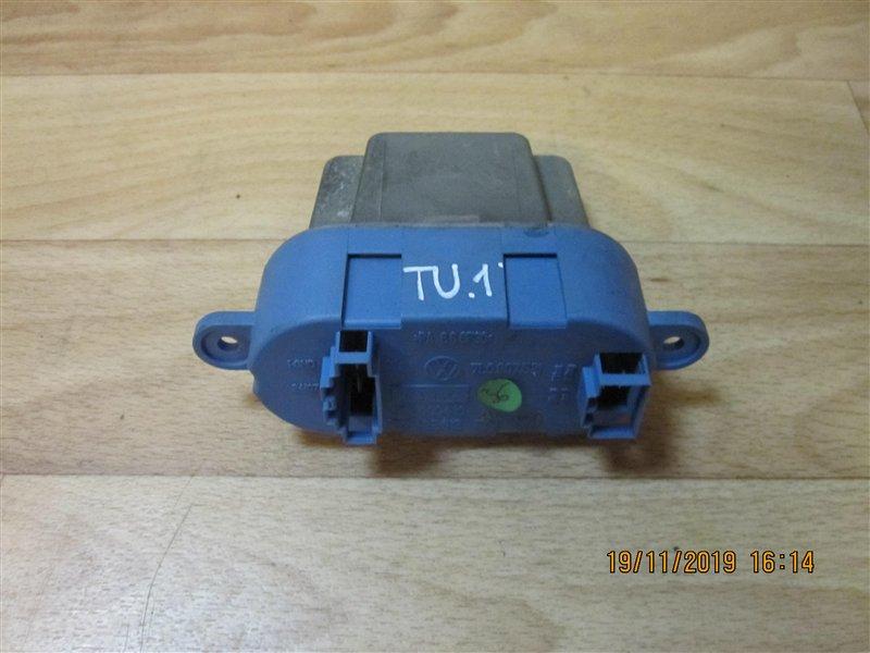 Регулятор отопителя Volkswagen Touareg 7L6 AXQ 2004 (б/у)