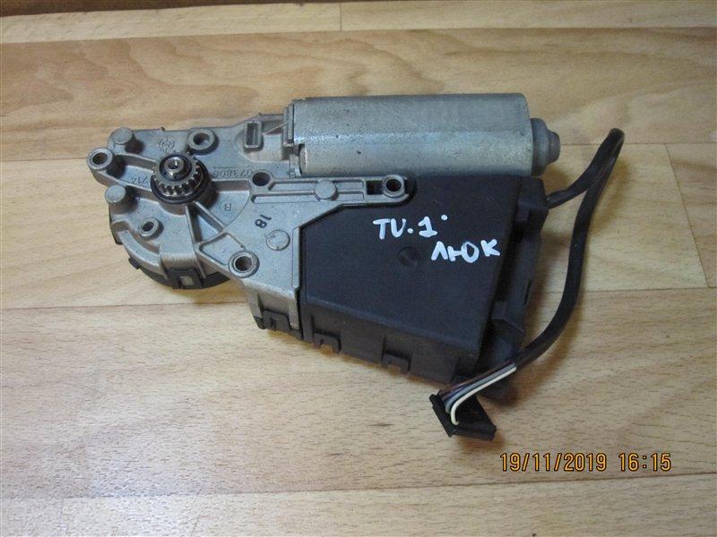 Мотор привода люка Volkswagen Touareg 7L6 AXQ 2004 (б/у)