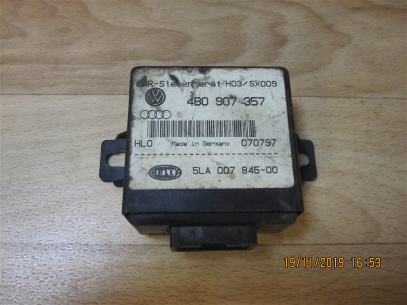 Блок управления наклона фар Audi А6 4В С5 AHA 1998 (б/у)