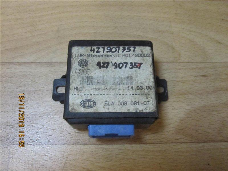 Блок управления наклона фар Audi Allroad 4B AKE 2001 (б/у)