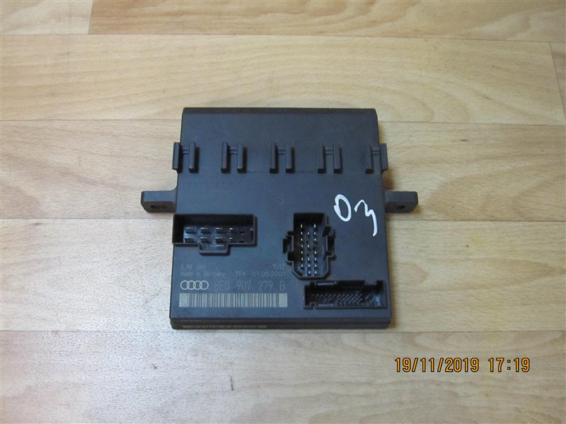Блок управления бортовой сети Audi А4 8ЕВ6 ALT 2002 (б/у)