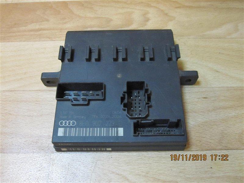 Блок управления бортовой сети Audi А4 8ЕВ6 BFB 2004 (б/у)