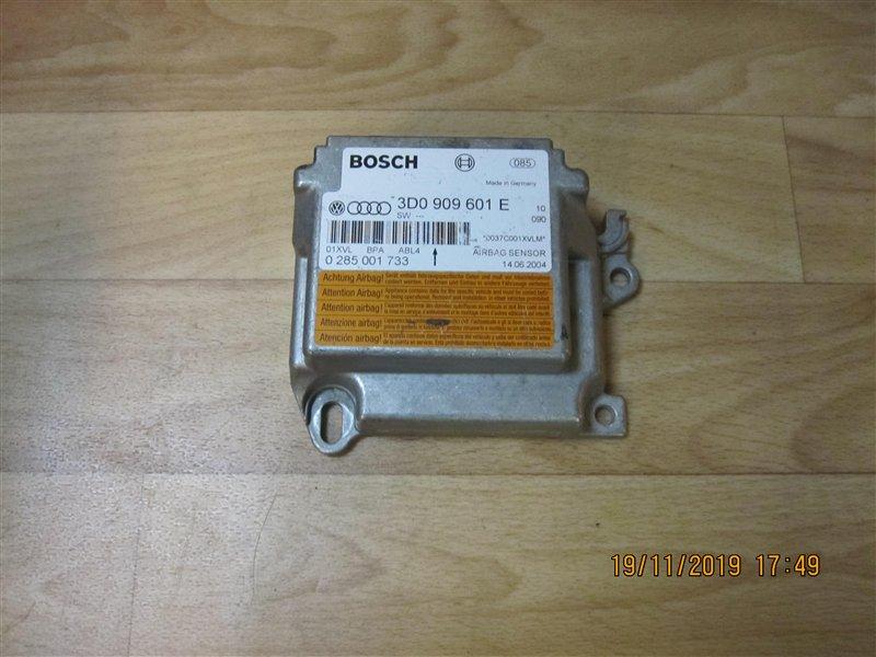 Блок управления аирбаг Volkswagen Touareg 7L6 AXQ 2004 (б/у)