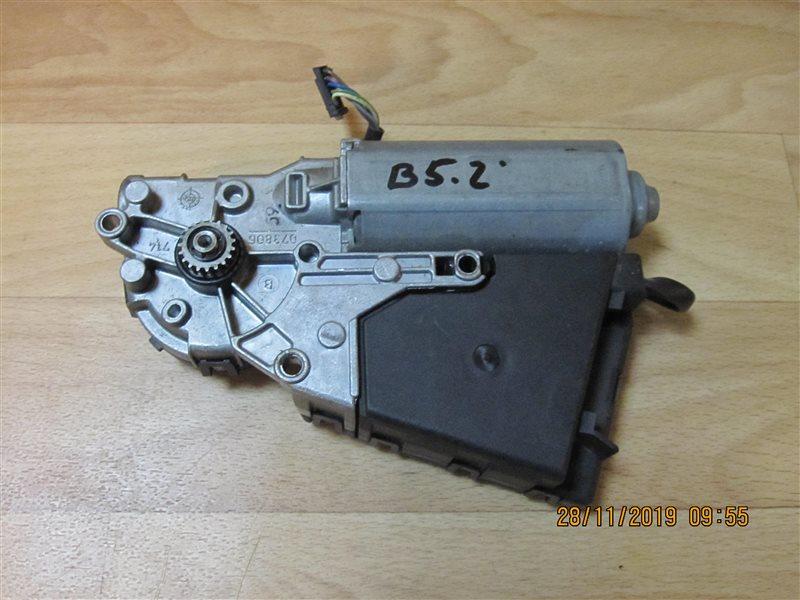 Мотор привода люка Volkswagen Passat 3В3 AWM 2004 (б/у)
