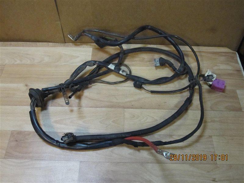 Жгут проводов мотора стеклоочистителей Audi Allroad C5 BEL 2003 (б/у)