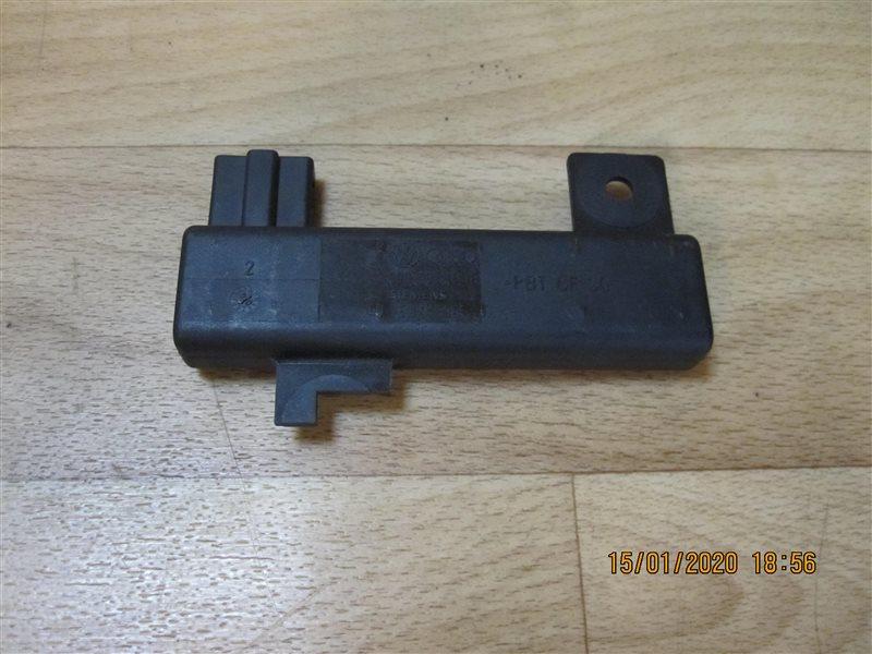 Антенна для без ключевого доступа Volkswagen Touareg 7L6 AXQ 2004 (б/у)