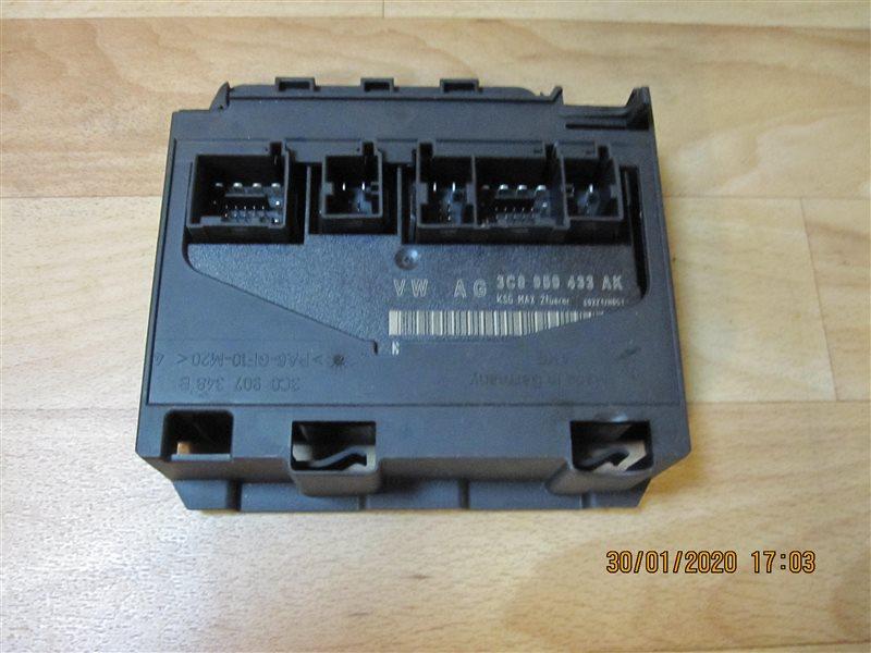 Блок комфорта Volkswagen Passat 3C2 BWA 2008 (б/у)
