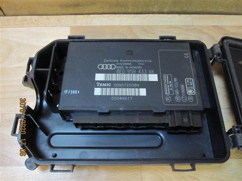 Блок комфорта Audi А4 8ЕВ6 ALT 2002 (б/у)