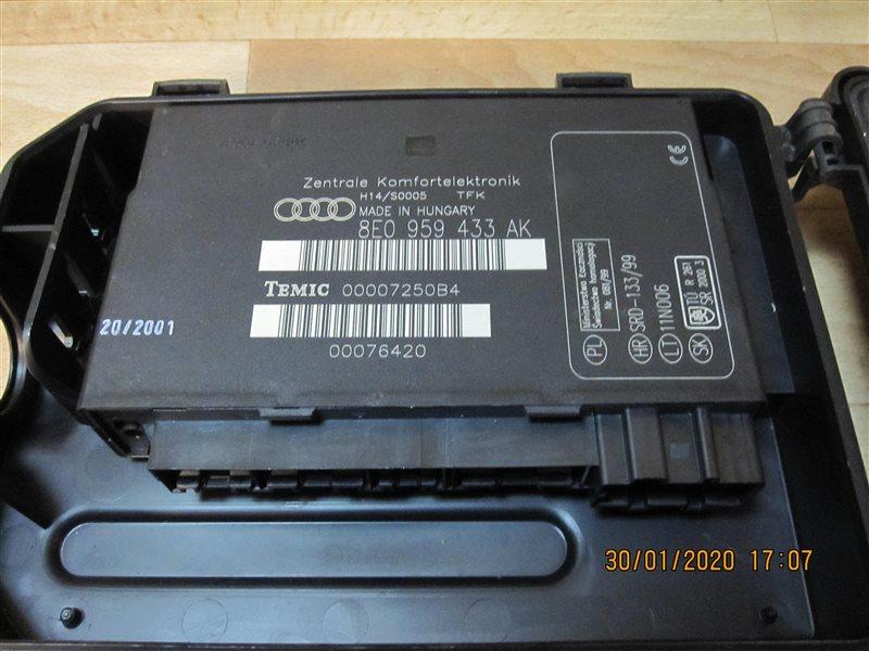 Блок комфорта Audi А4 8ЕВ6 ALT 2001 (б/у)