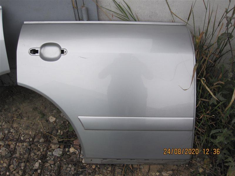 Дверь Audi A2 8Z0 BBY 2002 задняя правая (б/у)