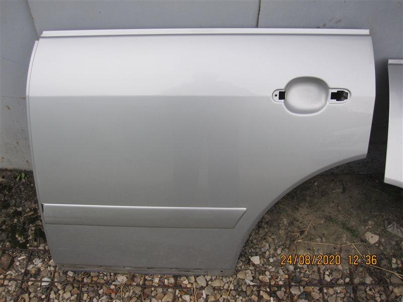 Дверь Audi A2 8Z0 BBY 2002 задняя левая (б/у)