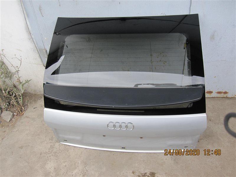 Дверь багажника Audi A2 8Z0 BBY 2002 задняя (б/у)