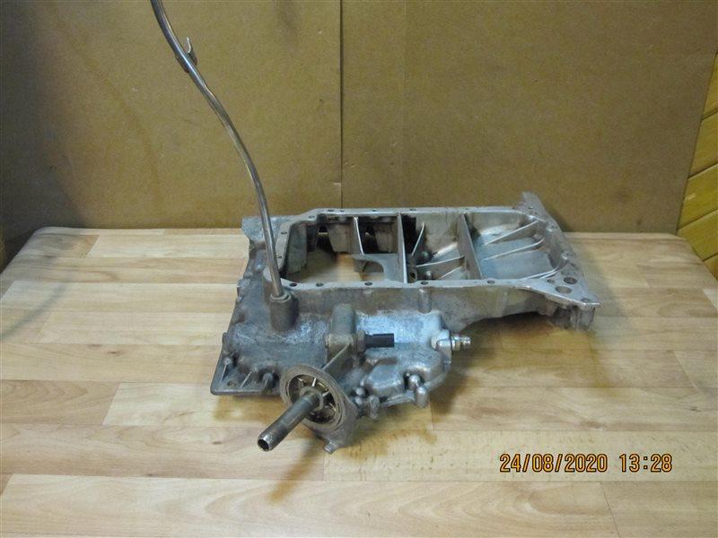 Поддон масляный двигателя верхний Audi Allroad C5 BEL 2003 (б/у)