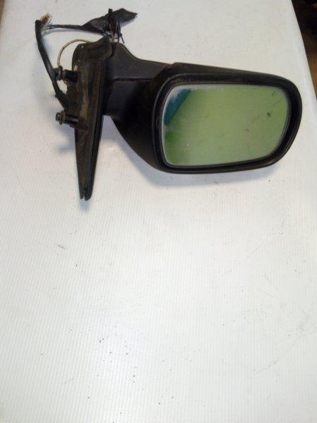 Зеркало Nissan Primera P10 СЕДАН левое (б/у)