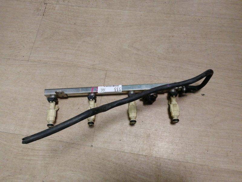 Форсунки топливные Hyundai Ix35 2.0 G4KD 2012 (б/у)