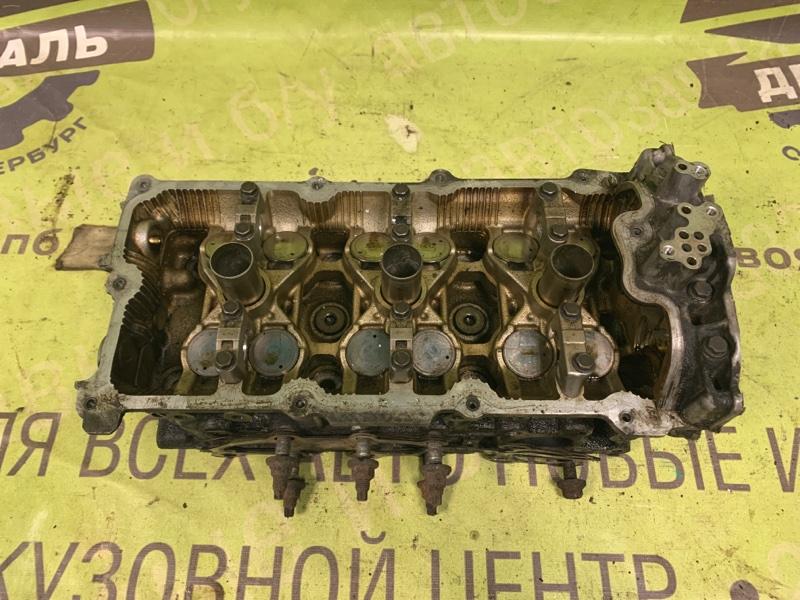 Головка блока цилиндров Infiniti Fx35 S50 3.5 VQ35DE 2004 правая (б/у)