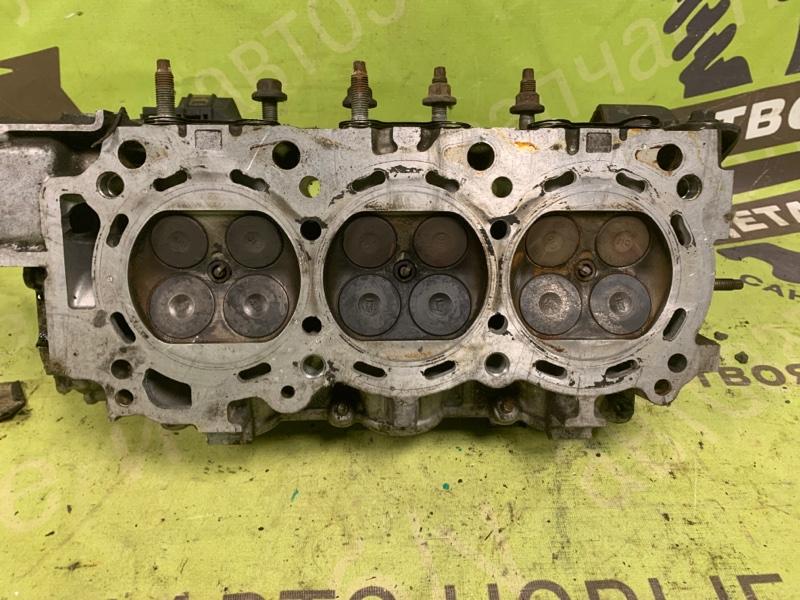 Головка блока цилиндров Infiniti Fx35 S50 3.5 VQ35DE 2004 левая (б/у)