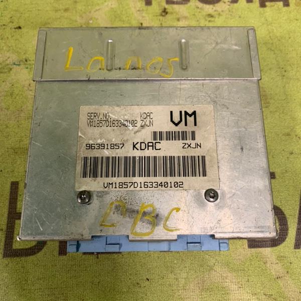 Блок управления двигателем Chevrolet Lanos 1.5 (б/у)