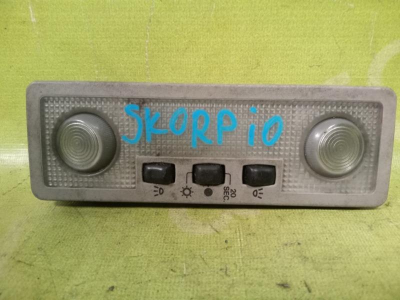 Плафон салонный Ford Scorpio 1 ДИЗЕЛЬ 2.5 1989 (б/у)