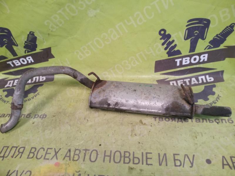 Задняя банка глушителя Volvo 440/460 1.8 1994 (б/у)