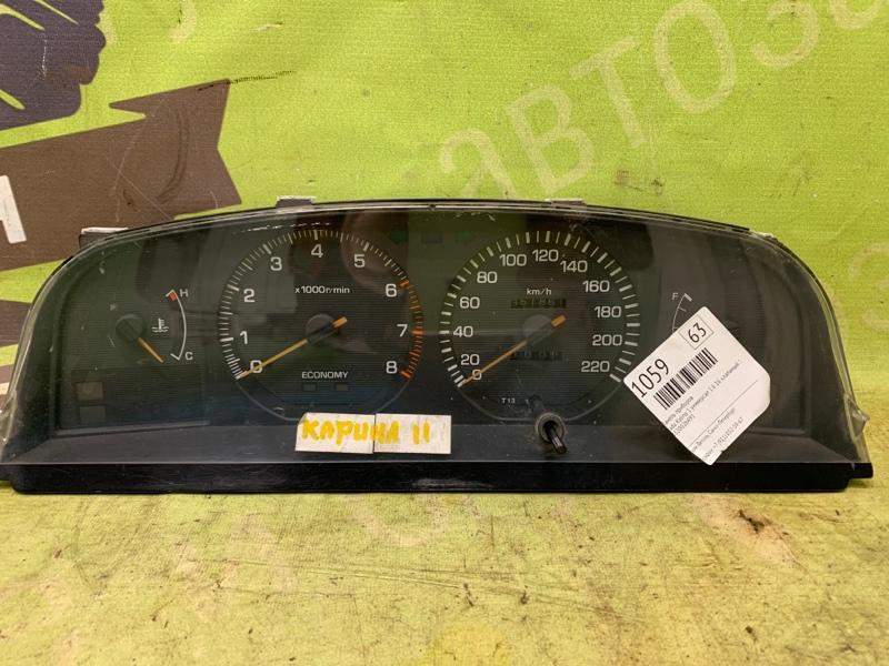 Панель приборов Toyota Carina 2 3SFE 1995 (б/у)