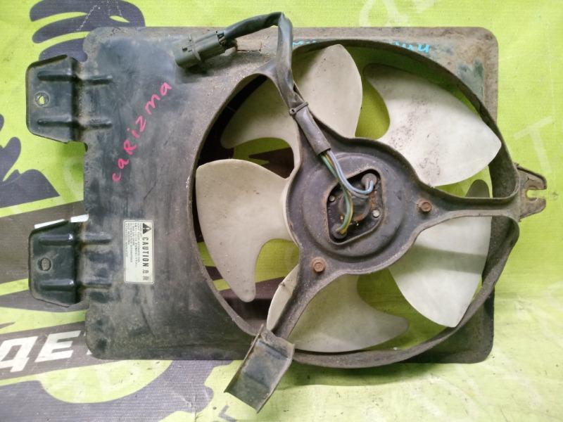 Вентилятор радиатора Mitsubishi Carisma Da F8QT 1.8 ДИЗЕЛЬ ТУРБО 1998 (б/у)