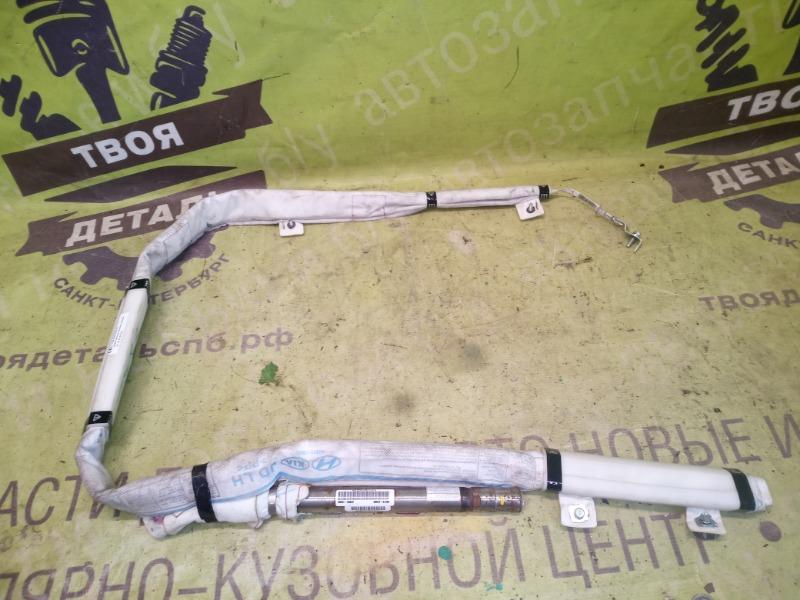 Шторка безопасности Kia Ceed 2 Hb ХЭТЧБЭК G4FA 2012 левая верхняя (б/у)