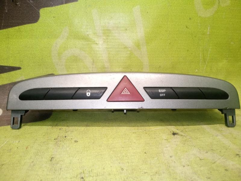 Кнопка аварийного сигнала Peugeot 308 1.6 EP6 2008 (б/у)