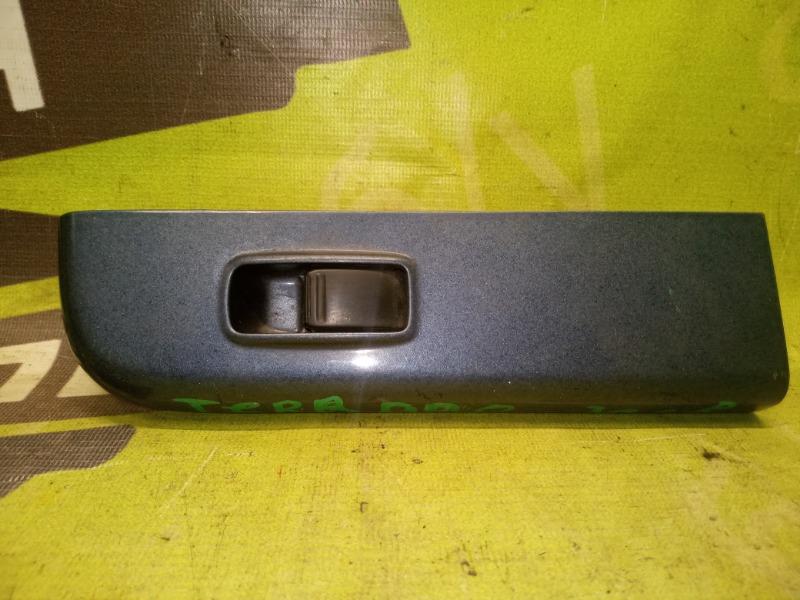 Кнопка стеклоподъемника Nissan Terrano Pathfinder R50 ZD30DDTI 3.0 2003 задняя правая (б/у)