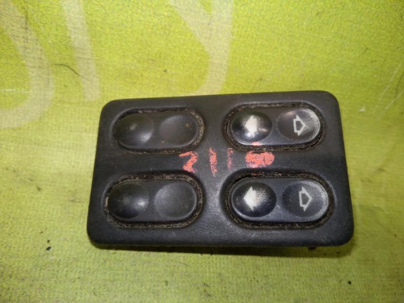 Блок стеклоподъемников Ваз 2110 1.5 16 КЛАПАНОВ (б/у)
