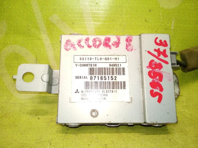 Блок электронный Honda Accord 8 2.4 K24Z3 2008г.в. (б/у)
