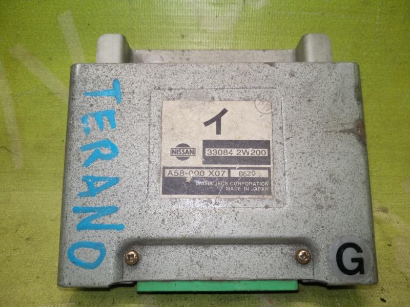 Блок раздаточной коробки Nissan Terrano Pathfinder R50 ZD30DDTI 3.0 2003 (б/у)