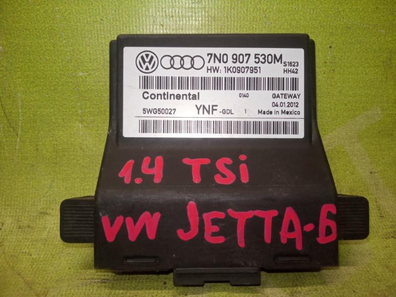 Блок электронный Volkswagen Jetta 6 1.4 CAXA TSI 2011 (б/у)